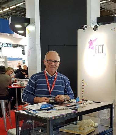 Francois Otmesguine Europe Composite Technologies ECT